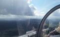 Flying with Tony P