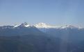 Whitechuck Mt., Glacier Peak, and Mt. Pugh